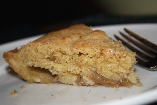 quick apple cake
